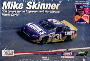 1997 Chevy Monte Carlo #31 Mike Skinner  'Lowes' (1/24) (fs)