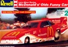 1993 McDonald's Oldsmobile  Funny car (1/25) (fs)