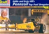 1996 Eddie Hill's Pennzoil Top Fuel Dragster (1/25) (fs)