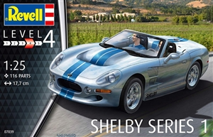 "Shelby Series I (1/25) (fs) <br><span style=""color: rgb(255, 0, 0);"">Just Arrived</span>"