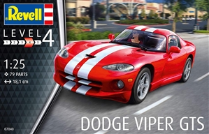 "Dodge Viper GTS (1/25) (fs) <br><span style=""color: rgb(255, 0, 0);"">Just Arrived</span>"