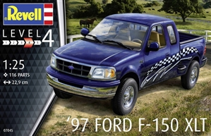 "1997 Ford F-150 XLT Pickup Truck (1/25) (fs) <br><span style=""color: rgb(255, 0, 0);"">Just Arrived</span>"