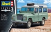 "Land Rover Series III LWB Station Wagon Revell Germany Version (1/24) (fs) <br><span style=""color: rgb(255, 0, 0);""> Just Arrived</span>"