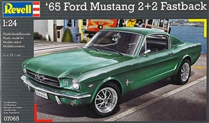 "1965 Ford Mustang 2 + 2 Fastback  (1/24) (fs) <br><span style=""color: rgb(255, 0, 0);"">Just Arrived</span>"