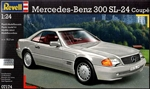 1989 Mercedes Benz 300-SL24 Coupe  (1/24) (fs)