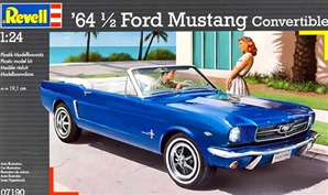 1964 1/2 Ford Mustang Convertible (fs) 1/24