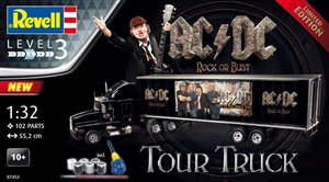 "Limited Edition AC/DC ""Rock or Bust"" Tour Truck and Trailer Gift Set (1/32) (fs) <br><span style=""color: rgb(255, 0, 0);"">Just Arrived</span>"
