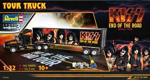 "Limited Edition KISS ""End of the Road"" World Tour Truck and Trailer Gift Set (1/32) (fs) <br><span style=""color: rgb(255, 0, 0);"">Just Arrived</span>"