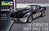 "'78 Corvette Indy Pace Car (1/24) (fs) <br><span style=""color: rgb(255, 0, 0);"">Just Arrived</span>"