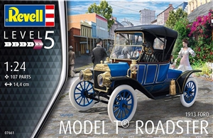 "1913 Ford Model T Roadster (1/25) (fs) <br><span style=""color: rgb(255, 0, 0);"">Just Arrived</span>"