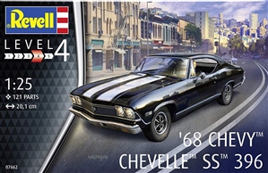 "1968 Chevy Chevelle SS 396 (1/25) (fs) <br><span style=""color: rgb(255, 0, 0);"">Just Arrived</span>"