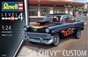 "1956 Chevy Custom (1/24) (fs) <br><span style=""color: rgb(255, 0, 0);"">Just Arrived</span>"