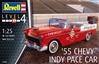 "1955 Chevy Indy Pace Car (1/25) (fs) <br><span style=""color: rgb(255, 0, 0);"">Just Arrived</span>"