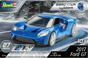 "2nd Generation Ford GT ""easy click"" (1/25) (fs) <br><span style=""color: rgb(255, 0, 0);"">Just Arrived</span>"