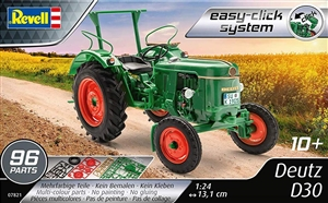 "Deutz D30 Tractor (1/25) (fs) <br><span style=""color: rgb(255, 0, 0);"">TBA</span>"