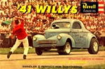 "1941 ""Stone, Woods and Cook"" Willys Gasser (Original Issue from 1963) (1/25) (si)"