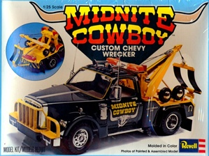 "1977 Chevy Custom ""Midnight Cowboy""  Wrecker  (1/24) (fs)"