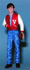 "High School Jock ""Jack"" Figure (1/25) (fs)"