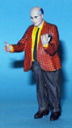 "Car Lot Sales Manager ""Irv"" Figure (1/25) (fs)"