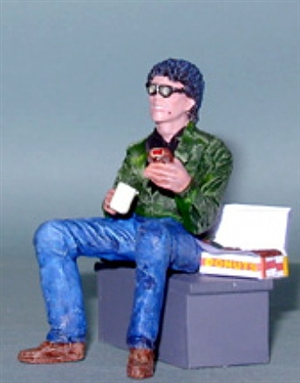 "Seated Man ""Chip"" Figure (1/25) (fs)"