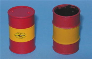 55 Gallon Drum (2pcs) (1/25) (fs)