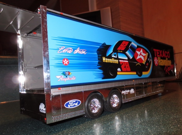 Foreign Car Photo >> Kellogg's Racing #5 Terry Labonte Nascar Transporter Promo (1/24) (fs)