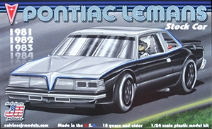 "1981-84 Pontiac LeMans ""Generic-Add Your Own Decals"" (1/24) (fs) <br><span style=""color: rgb(255, 0, 0);"">Just Arrived</span>"