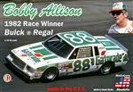 "Bobby Allison's 1982 Race Winning ""Gatorade"" #88 Buick Regal (1/24) (fs) <br><span style=""color: rgb(255, 0, 0);"">Just Arrived</span>"