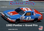 "Richard Petty 1983 ""STP"" Pontiac Grand Prix # 43 (1/25) (fs) <br><span style=""color: rgb(255, 0, 0);"">Just Arrived</span>"