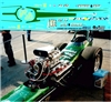 "Tom Trasin's ""Jade Grenade""  Front Engine Dragster (1/25) Slixx-Decal"