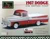1957 Dodge D-100 Sweptside Pickup 'Metal Body' (1/25)