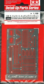 La Ferrari Photo Etched Parts Detail Set (1/24)