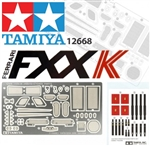 FXX K Photo Etched Parts Detail Set (1/24)