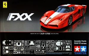 "Ferrari FXX (1/24) (fs)<br><span style=""color: rgb(255, 0, 0);"">Just Arrived</span>"