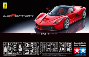 "LaFerrari (1/24) (fs) <br><span style=""color: rgb(255, 0, 0);"">Just Arrived</span>"