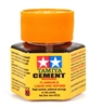 "Tamiya Plastic Cement ""Glue"" (20 ml)"