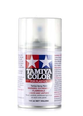 Tamiya Gloss Clear Spray