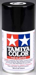 Tamiya Black Lacquer Spray