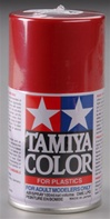 Tamiya Metallic Red Lacquer Spray