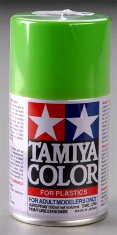 Tamiya Light Green Lacquer Spray