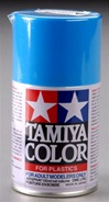 Tamiya Light Blue Lacquer Spray