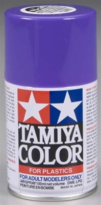 Tamiya Purple Lacquer Spray