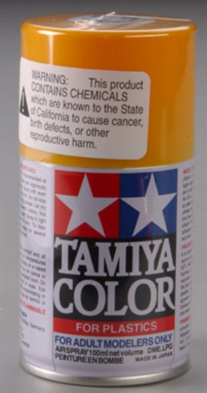 Tamiya Camel Yellow Spray