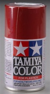 Tamiya Mica Red Lacquer Spray