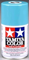 Tamiya Coral Blue Lacquer Spray