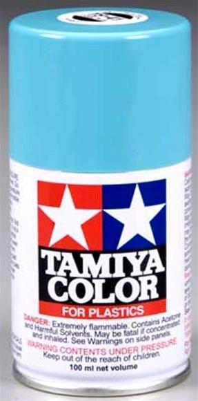 Tamiya Coral Blue Lacquer Spray