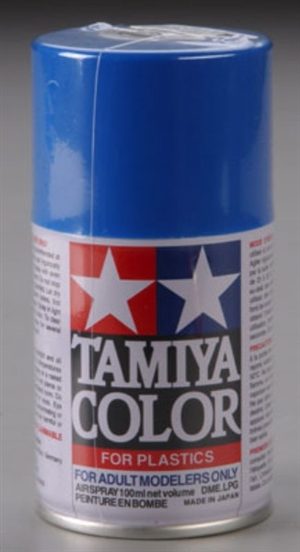 Tamiya Brilliant Blue Spray