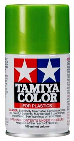 Tamiya Candy Lime Lacquer Spray