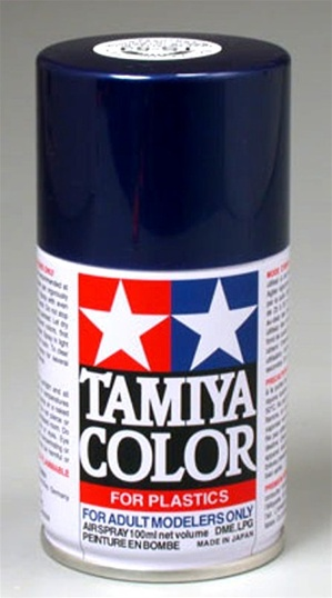 Tamiya Deep Metallic Blue Spray