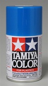 Tamiya Light Metallic Blue Lacquer Spray